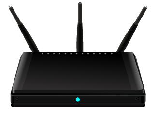 Black Router Image